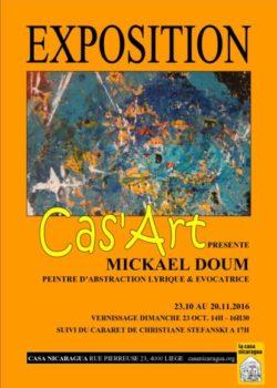 Expo de Mickael Doum