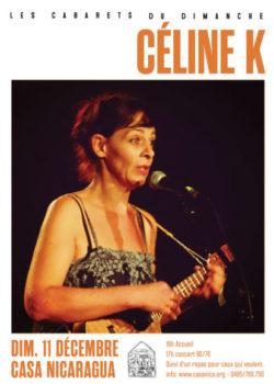 Dim. 11/12: CÉLINE K