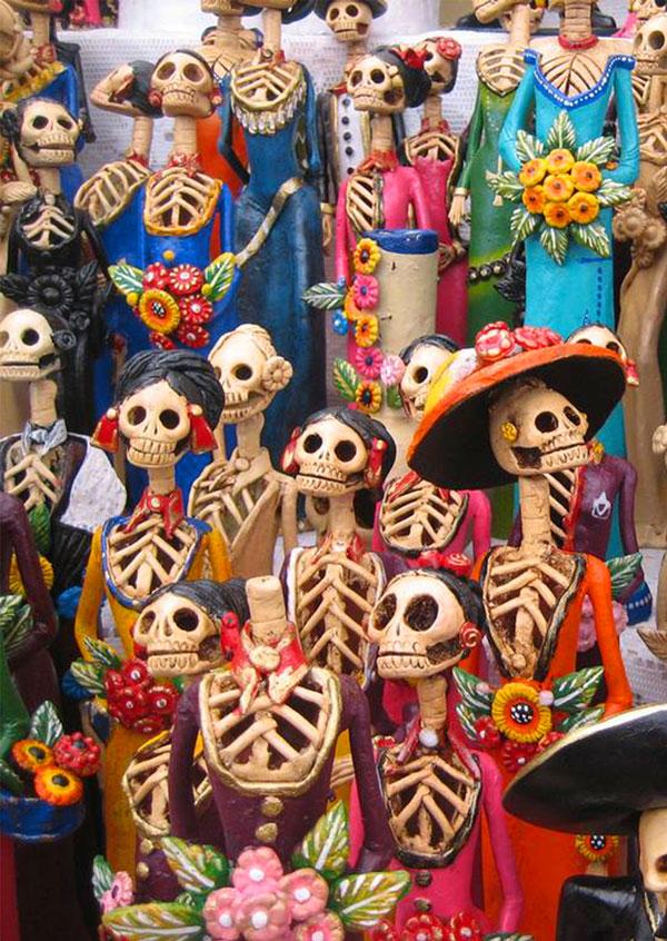 Mer. 2/11: Encuentro especial dia de los muertos!