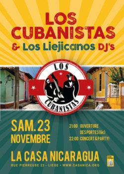 Los Cubanistas