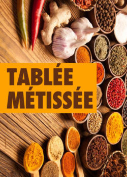 Tablees metissée