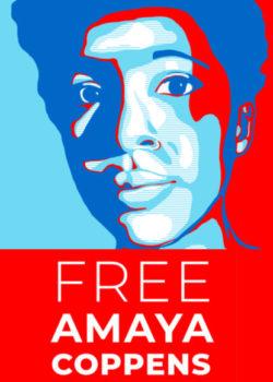 "Nicaragua: ""Terroriste"", Amaya Coppens?"